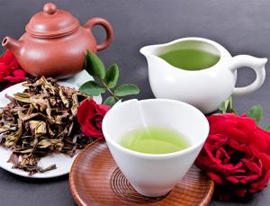Grönt te