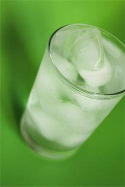 Gå ner i vikt med hjälp av vatten?